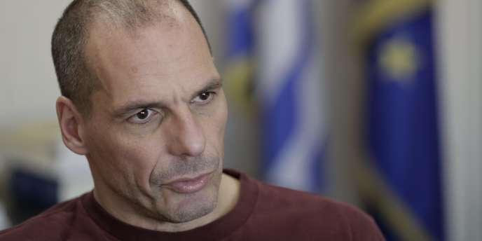 Yanis Varoufakis, le 28 février à Athènes.