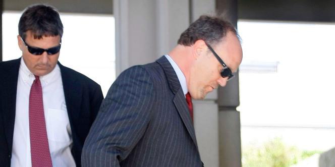 L'ancien cadre d'UBS, Bradley Birkenfeld, en 2009.
