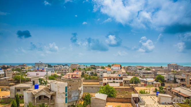 Fidjrossè , Cotonou, Benin