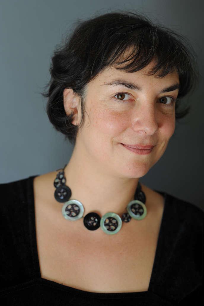 Hortense Archambault, la nouvelle directrice de la