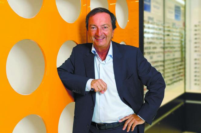 Michel-Edouard Leclerc, président du comité stratégique E.Leclerc.