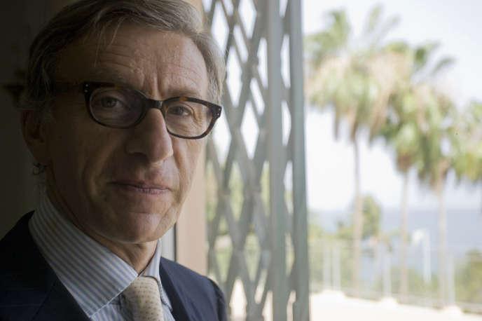 Jean-Christophe Rufin, ambassadeur de France au Sénégal en 2008