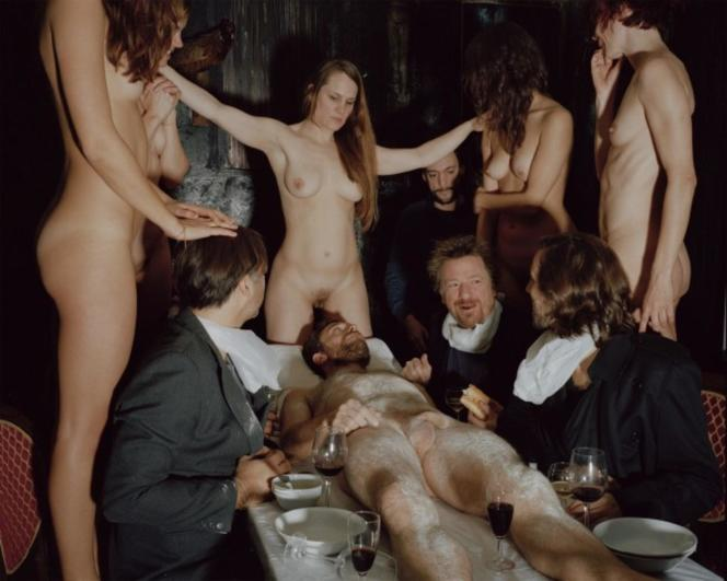 L'une des photos de la série sur Charleroi qui fait polémique au World Press Photo.