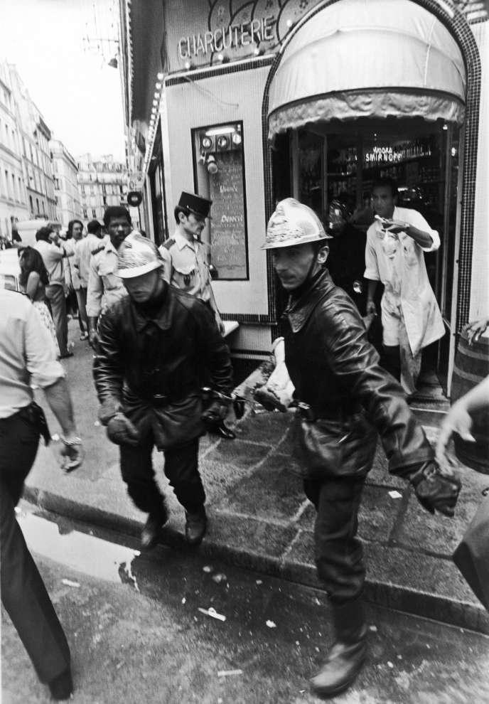 L'attentat perpétré le 9août1982 dans un restaurant du Marais, à Paris, avait fait 6 morts et 22 blessés.