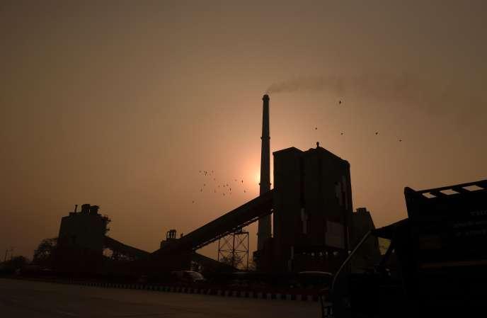 New Delhi est la ville où la pollution atmosphérique est le plus élevée au monde, selon l'OMS.