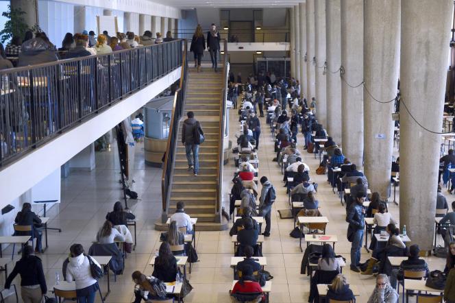 Université La Timone - Marseille.
