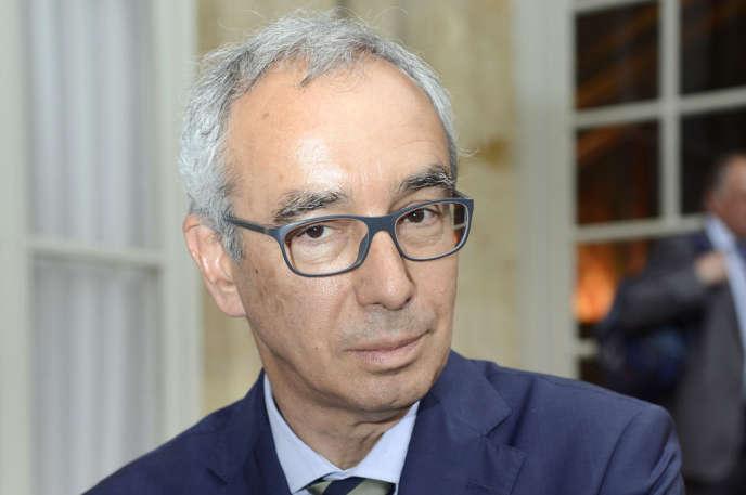 Jean Pisani-Ferry, commissaire général de France Stratégie.