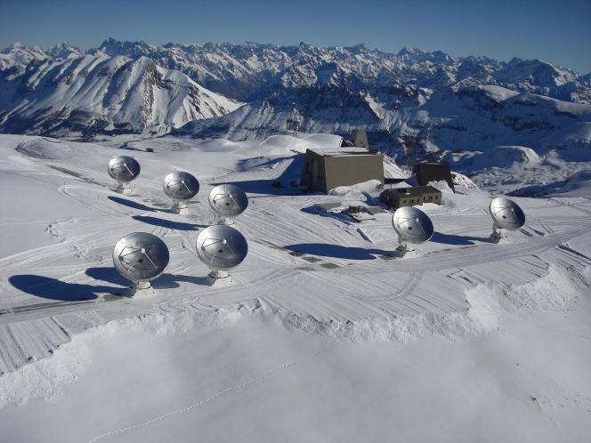 Une septième antenne vient d'être ajoutée à celles qui étaient en activité depuis 2002.