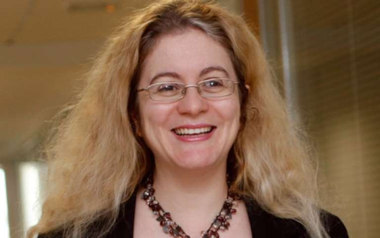 Hela Cheikhrouhou, directrice exécutive du Fonds vert pour le climat