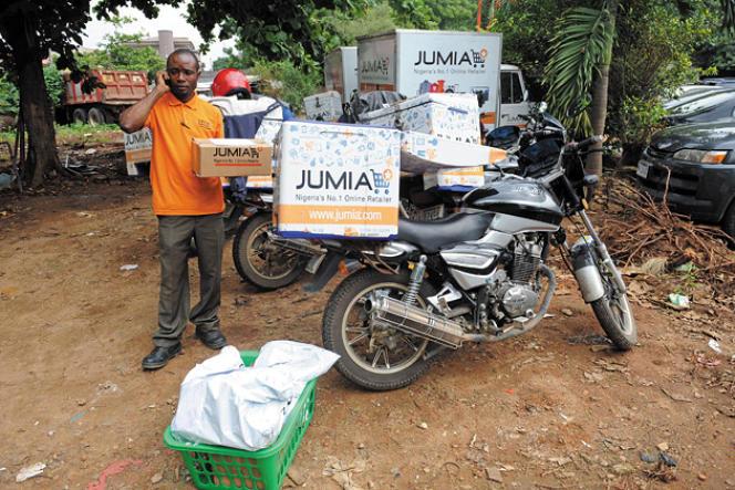 Livraison de produits achetés dur Jumia au Nigeria