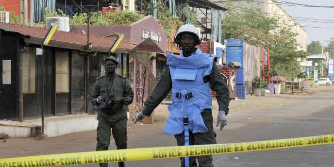 Cinq personnes ont été tuées dans la fusillade qui a éclaté à Bamako.