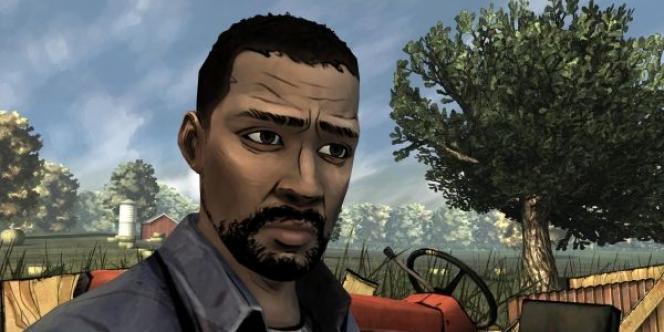Lee, personnage principal et figure paternelle de«The Walking Dead: Season One», l'un des principaux succès de Telltale.