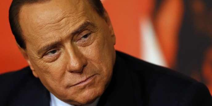 Silvio Berlusconi, le 25 novembre 2013 à Rome.