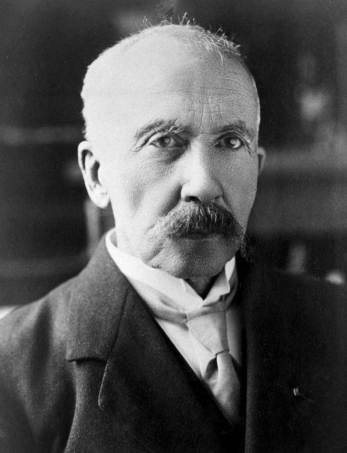 Charles Richet (1850-1935).