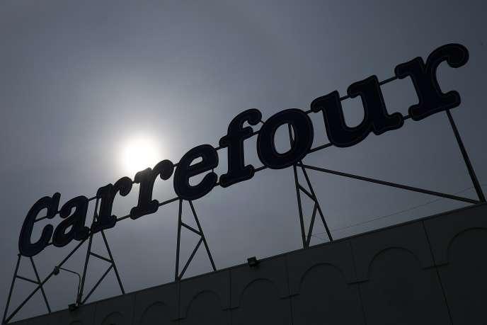 La famille Moulin était entrée au capital de Carrefour en avril 2014.