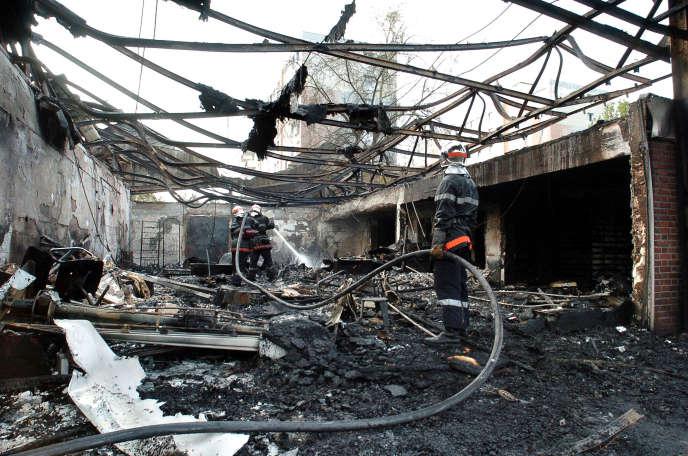 A Evreux, un entrepôt avait pris feu le 6 novembre 2005, quelques jours après la mort de Zyed Benna et Bouna Traoré à Clichy-sous-Bois.