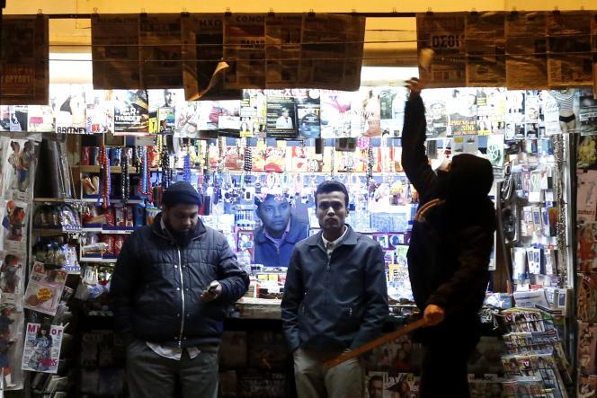 Protestataires à Athènes, 17 mars 2015. (AP Photo/Petros Giannakouris)