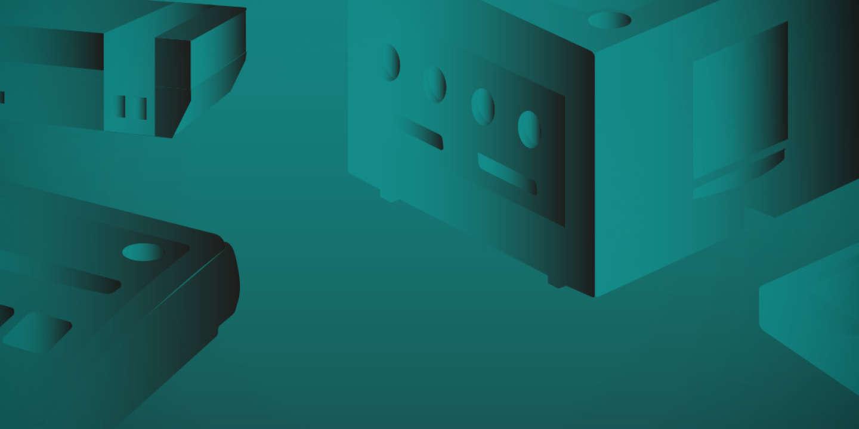 Spectre des anciennes consoles Nintendo