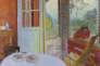 """Pierre Bonnard (1867-1947), """"Salle à manger à la campagne"""", 1913 - huile sur toile (Minneapolis, The Minneapolis Institute of Arts, The John R. Van Derlip Fund)."""