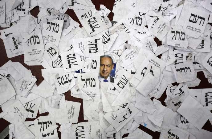 Arrivé en première position avec le likoud lors des élections législatives du 9 avril, le premier ministre israélien Benyamin Nétanyahou est en passe d'obtenir un cinquième mandat à la tête du pays.