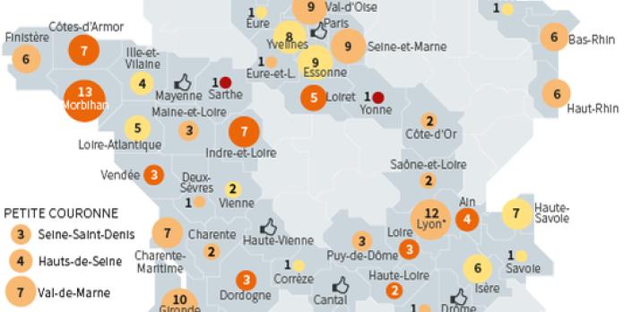 Logements Sociaux Les Villes Qui Bafouent La Loi Sru