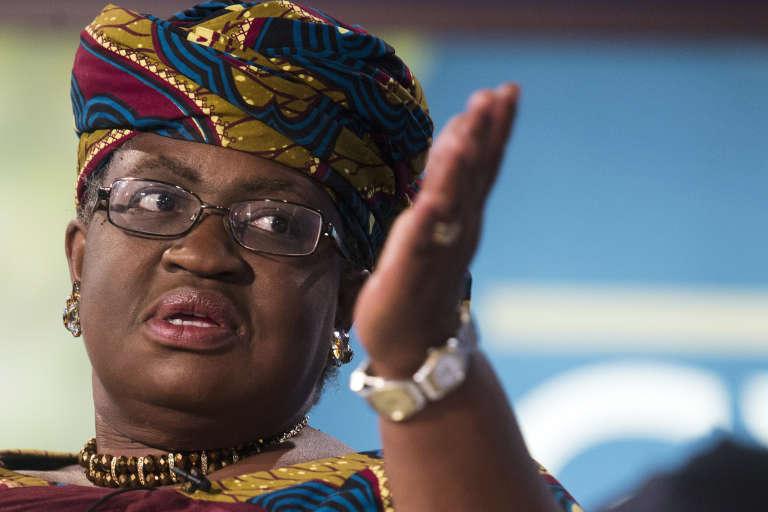 Ngozi Okonjo-Iwealan durant une session de travail  de la Banque mondiale, le 8 octobre 2014, à Washington.