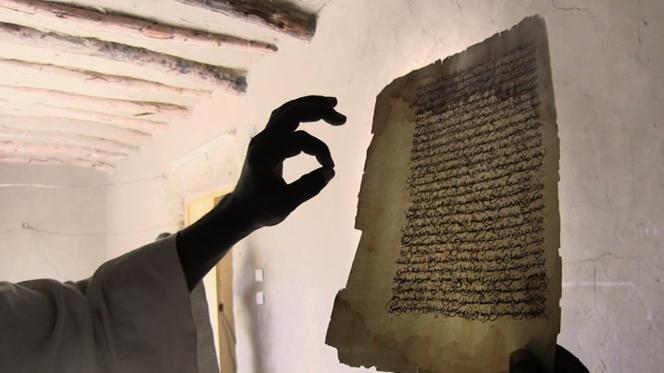 De nombreux manuscrits de Tombouctou sont aujourd'hui conservés à Bamako.