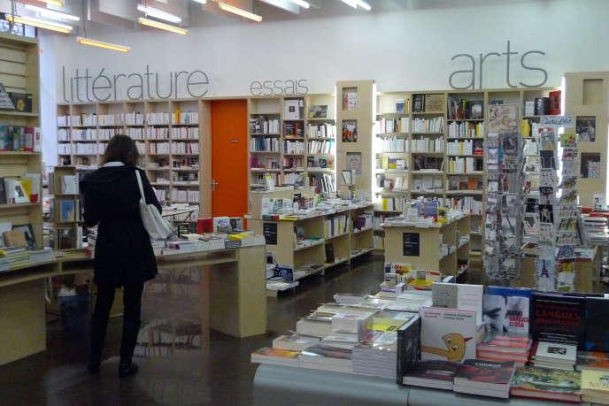 La librairie du 104, à Paris.