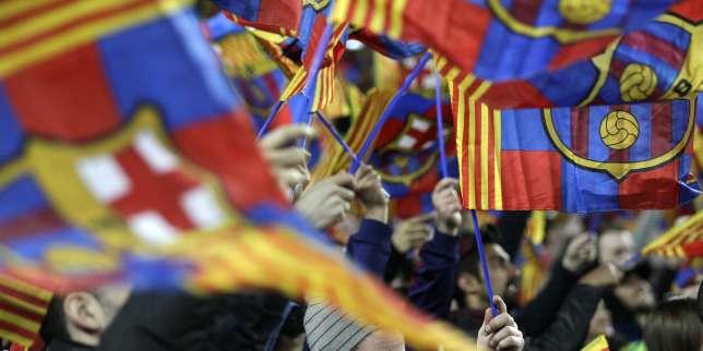 Super Ligue: le FC Barcelone, le Real Madrid etlaJuventus Turin déplorent les «pressions etmenaces» del'UEFA