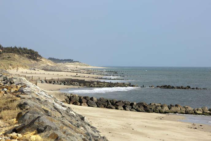 Calendrier Des Marees Noirmoutier.A Noirmoutier La Lutte Sans Fin Contre L Ocean