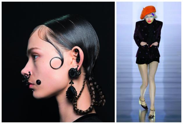 Givenchy et Maison Margiela.