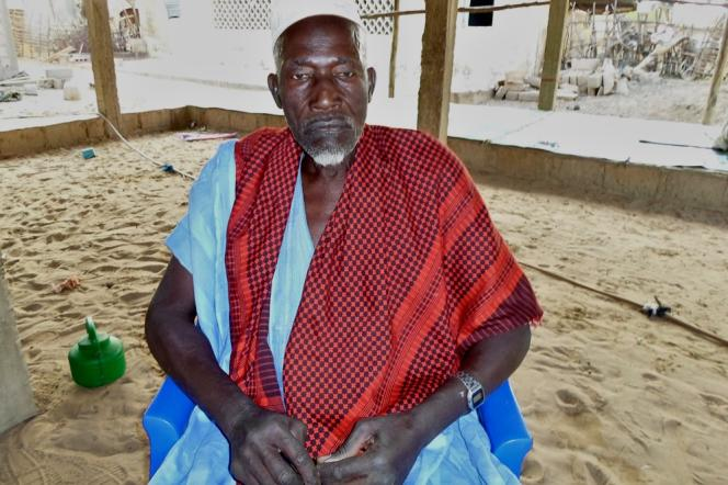 Djiby Sall, un cousin du président.