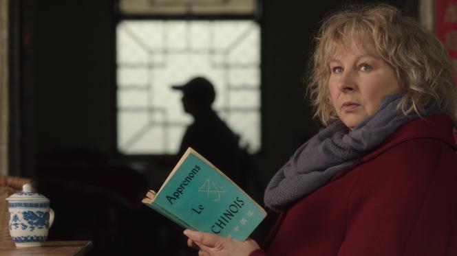 Yolande Moreau dans le film français de Zoltan Mayer,