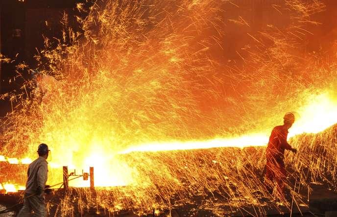 Cette mesure fait suite à une plainte déposée le 13 mai 2014 par Eurofer, l'association des producteurs européens d'acier.