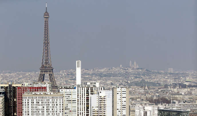 Paris, le 23 mars