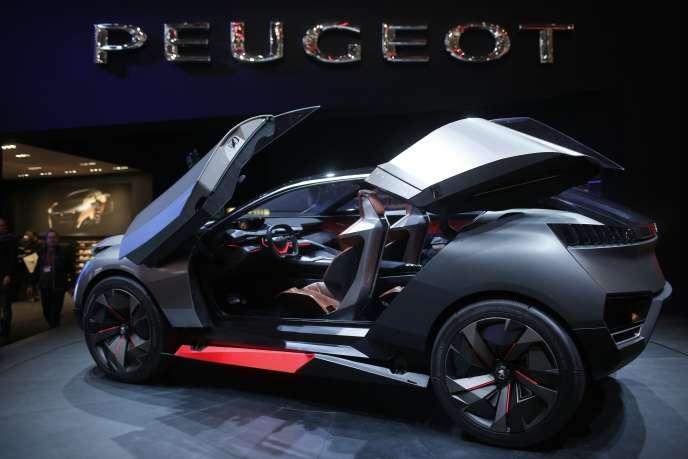Ce retour de Peugeot suit de près celui de l'équipementier automobile Valeo, qui a été réintégré au CAC 40 en juin 2014 après treize années d'absence.