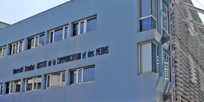 Ecole de journalisme de Grenoble