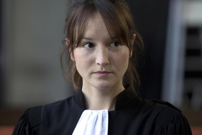Anaïs Demoustier dans le film français de Jérôme Bonnell,