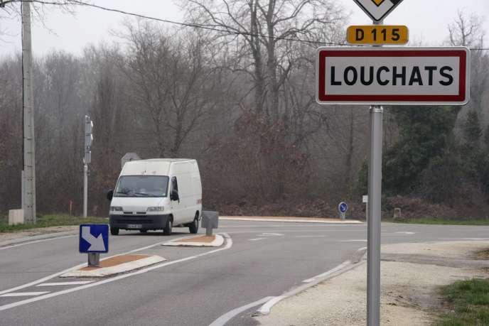 A Louchats, le 20 mars 2015.