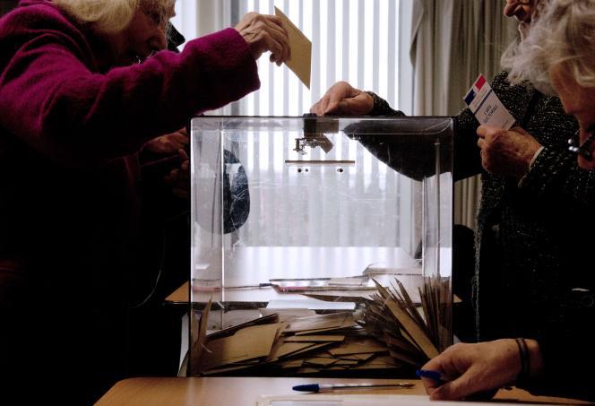 Le premier tour des élections départementales 2015 a eu lieu le 22 mars.
