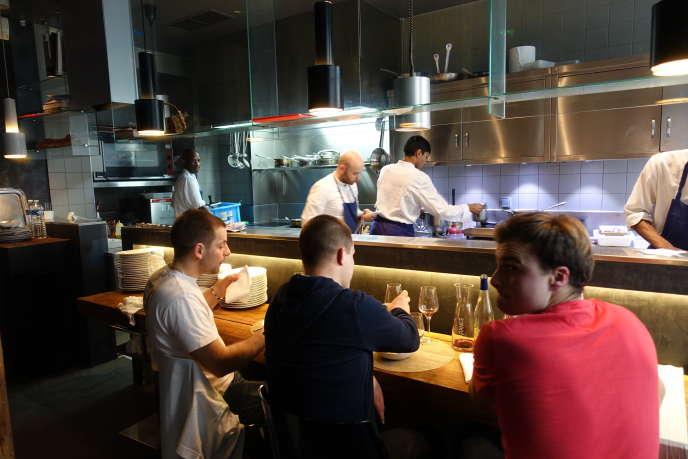Restaurant Garance, 34 rue Saint-Dominique, paris 7e.