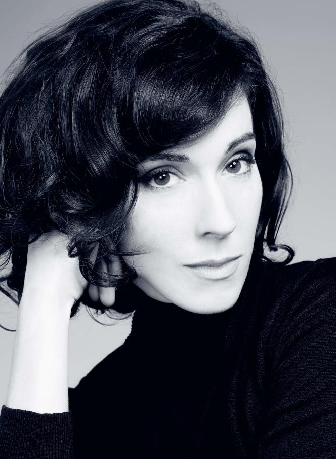 La danseuse étoile Laura Hecquet.
