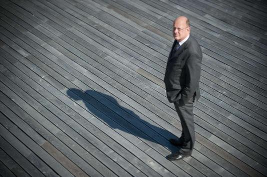 L'ancienprésident de France Télévisions Remy Pflimlin.