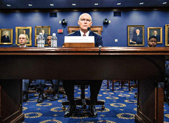 Le 17 mars, Joseph Clancy, qui a pris ses fonctions en février, a demandé un supplément de budget de 8 millions de dollars.