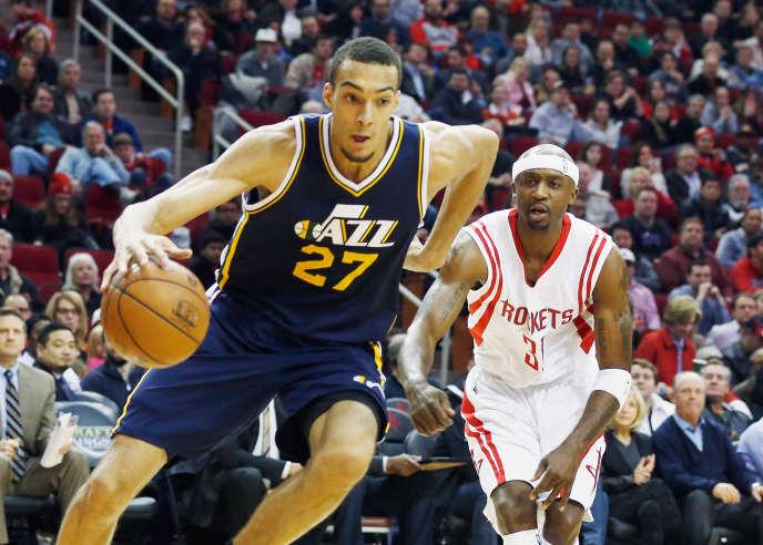 Basket : la NBA se lève pour « Gobzilla »