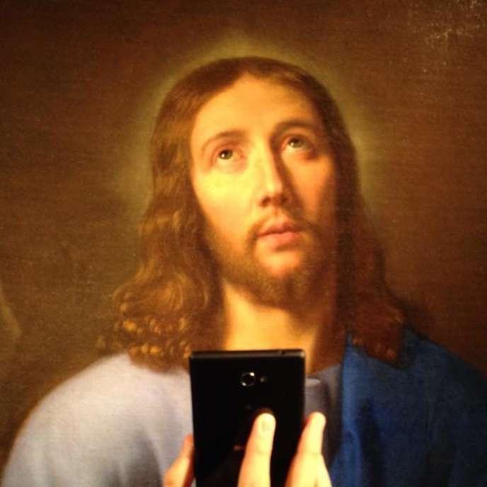 Image de profil choisie sur Tweeter par les musées d'Angers : @Museesdangers