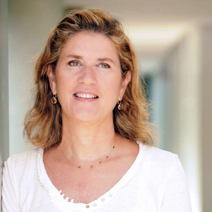 Dana Hastier, directrice de l'antenne etdes programmes de France 3.