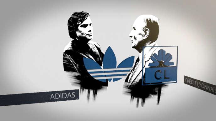 L'affaire de l'arbitrage Crédit lyonnais-Adidas est un des plus gros scandales politico-financiers de la Ve République.