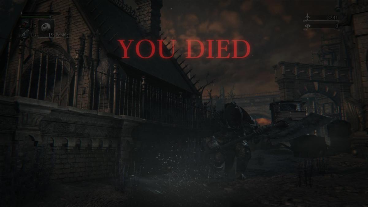 Surprise : vous êtes mort.