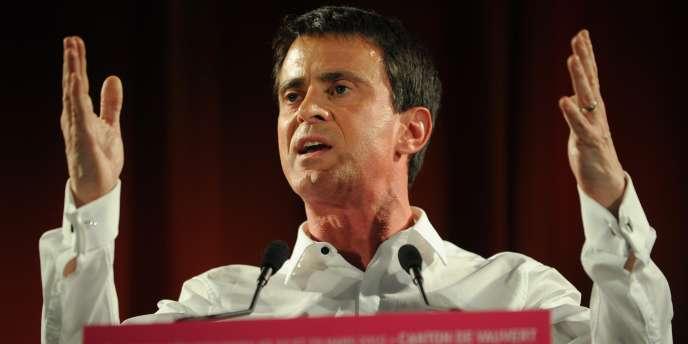 Manuel Valls s'est dit